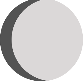 Moon phase (day 12)