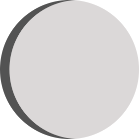 Moon phase (day 13)