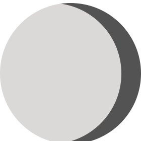 Moon phase (day 17)