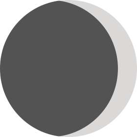 Moon phase (day 2)