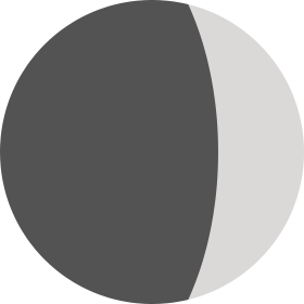 Moon phase (day 4)
